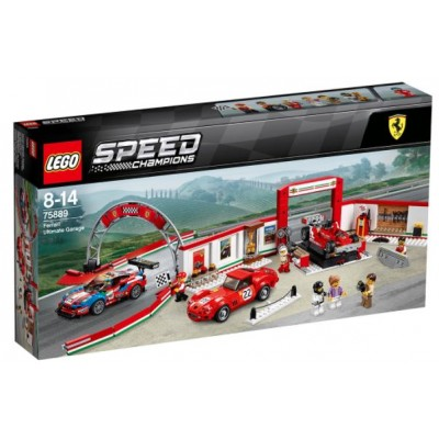 LEGO® Speed Champions Ferrari Ultimate Garage 75889