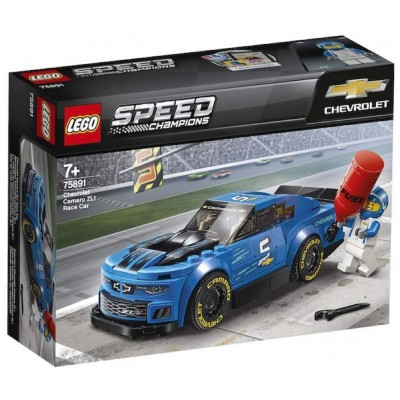 LEGO® Speed Champions Chevrolet Camaro ZL1 Race Car 75891