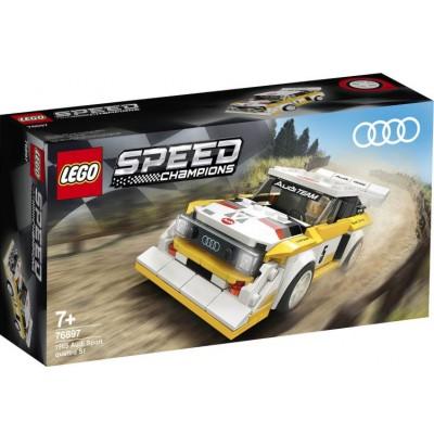 LEGO® Speed Champions 1985 Audi Sport quattro S1 76897