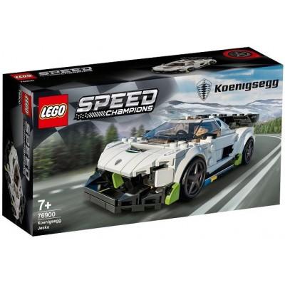 LEGO® Speed Champions Koenigsegg Jesko 76900