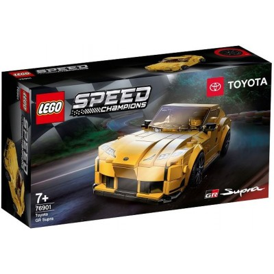LEGO® Speed Champions Toyota GR Supra 76901