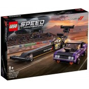 LEGO® Speed Champions Mopar Dodge//SRT Top Fuel Dragster and 1970 Dodge Challenger T/A 76904