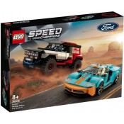 LEGO® Speed Champions Ford GT Heritage Edition and Bronco R 76905
