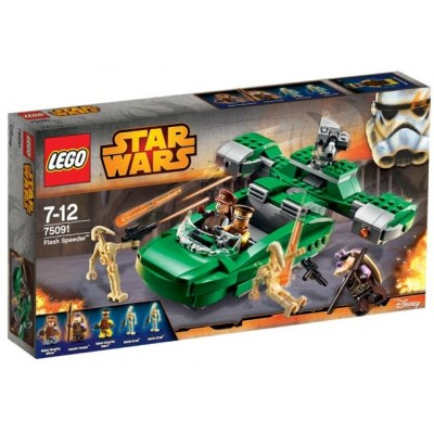 LEGO® Star Wars™ Flash Speeder™ 75091