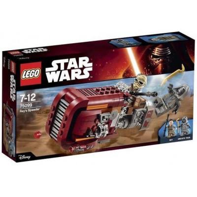 LEGO® Star Wars™ Rey's Speeder 75099