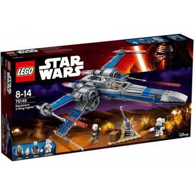 LEGO® Star Wars™ Resistance X-Wing Fighter™