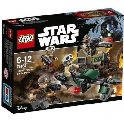 LEGO® Star Wars™ Rebel Trooper Battle Pack - 75164