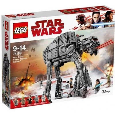 LEGO® Star Wars™ First Order Heavy Assault Walker™