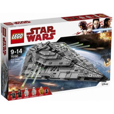 LEGO® Star Wars™ First Order Star Destroyer™ 75190