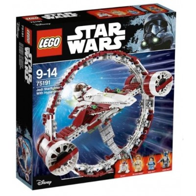LEGO® Star Wars™ Jedi Starfighter With Hyperdrive 75191