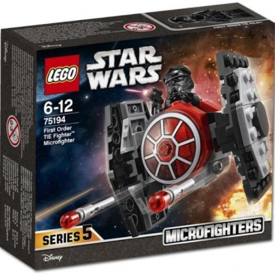 LEGO® Star Wars™ First Order TIE Fighter™ Microfighter 75194