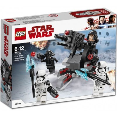 LEGO® Star Wars™ First Order Specialists Battle Pack 75197