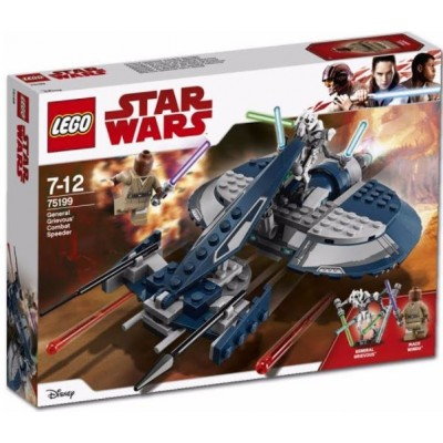 LEGO® Star Wars™ General Grievous' Combat Speeder 75199