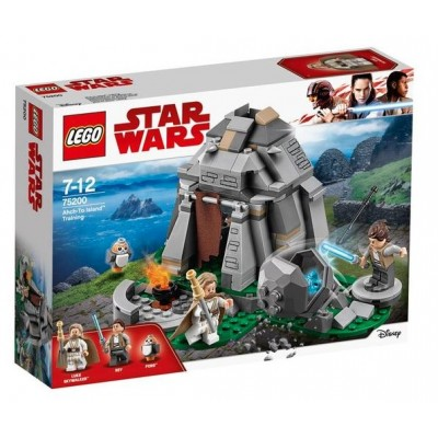 LEGO® Star Wars™ Ahch-To Island Training 75200