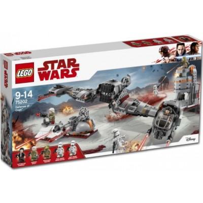 LEGO® Star Wars™ Defense of Crait 75202