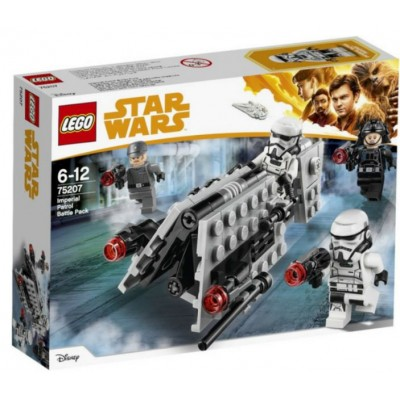 LEGO® Star Wars™ Imperial Patrol Battle Pack 75207