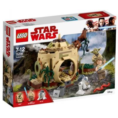 LEGO® Star Wars™ Yoda's Hut 75208