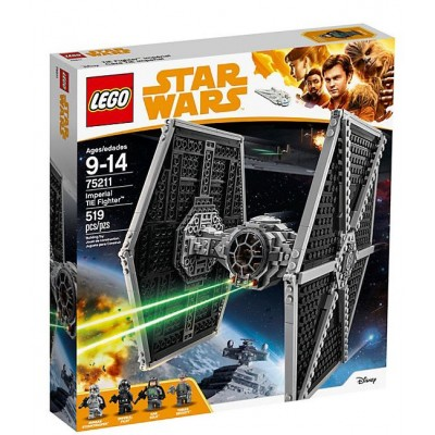 LEGO® Star Wars™ Imperial TIE Fighter™ 75211