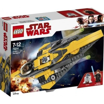 LEGO® Star Wars™ Anakin's Jedi Starfighter 75214
