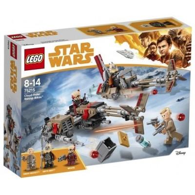 LEGO® Star Wars™ Cloud-Rider Swoop Bikes 75215
