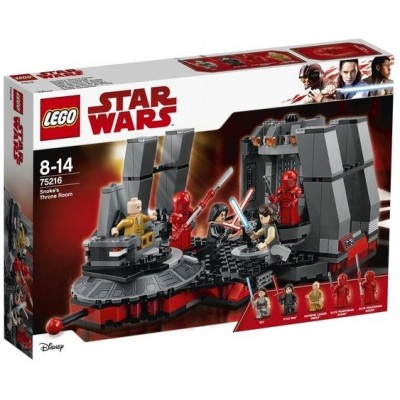 LEGO® Star Wars™ Snoke's Throne Room 75216