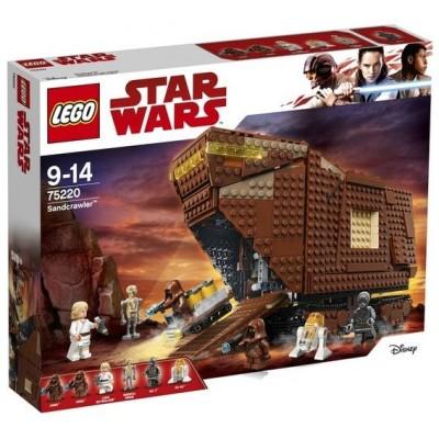 LEGO® Star Wars™ Sandcrawler 75220