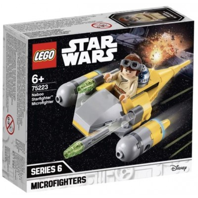 LEGO® Star Wars™ Naboo Starfighter Microfighter 75223