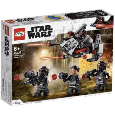 LEGO® Star Wars™ Inferno Squad Battle Pack 75226
