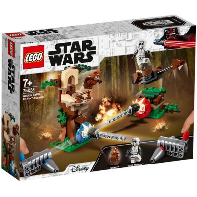 LEGO® Star Wars™ Action Battle Endor™ Assault 75238