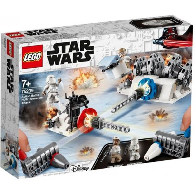 LEGO® Star Wars™ Action Battle Hoth™ Generator Attack 75239