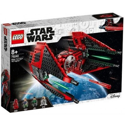 LEGO® Star Wars™ Major Vonreg's TIE Fighter™ 75240