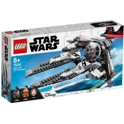 LEGO® Star Wars™ Black Ace TIE Interceptor 75242