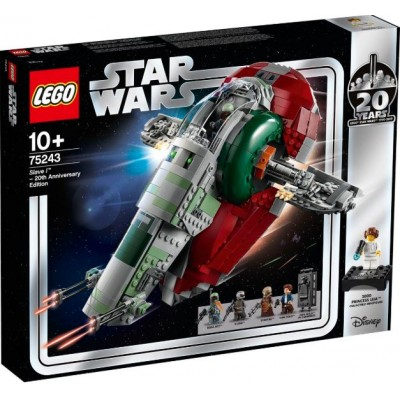 LEGO® Star Wars™ Slave l™ – 20th Anniversary Edition 75243