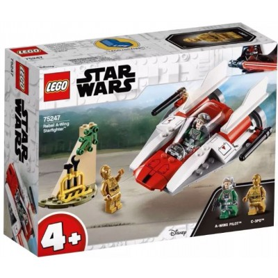 LEGO® Star Wars™ Rebel A-Wing Starfighter™ 75247
