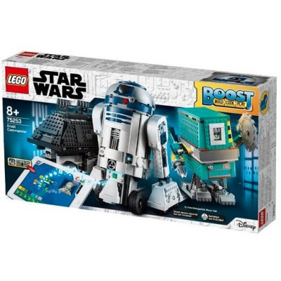 LEGO® Star Wars™ BOOST Droid Commander 75253