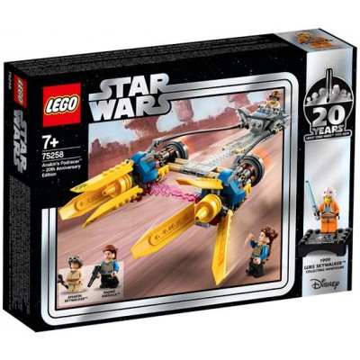 LEGO® Star Wars™ Anakin's Podracer™ – 20th Anniversary Edition 75258