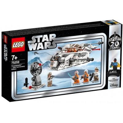 LEGO® Star Wars™ Snowspeeder™ – 20th Anniversary Edition 75259