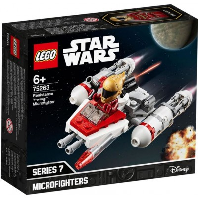 LEGO® Star Wars™ Resistance Y-wing™ Microfighter 75263