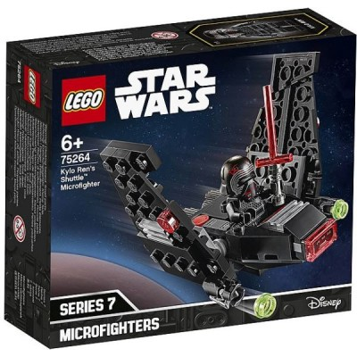 LEGO® Star Wars™ Kylo Ren's Shuttle™ Microfighter 75264