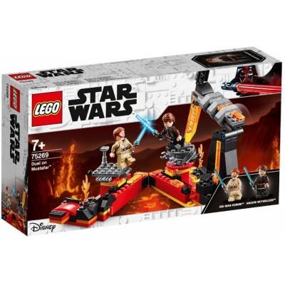 LEGO® Star Wars™ Duel on Mustafar™ 75269