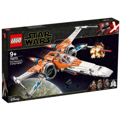 LEGO® Star Wars™ Poe Dameron's X-wing Fighter™ 75273