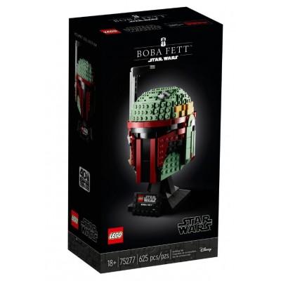 LEGO® Star Wars™ Boba Fett™ Helmet 75277