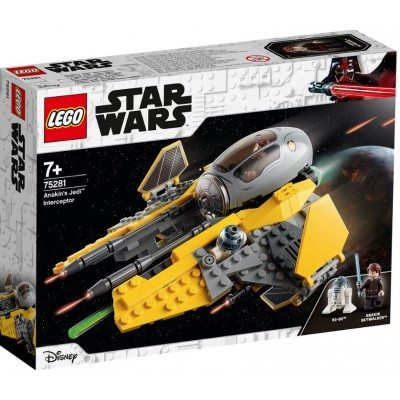 LEGO® Star Wars™ Anakin's Jedi™ Interceptor 75281