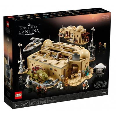 LEGO® Star Wars™ Mos Eisley Cantina 75290