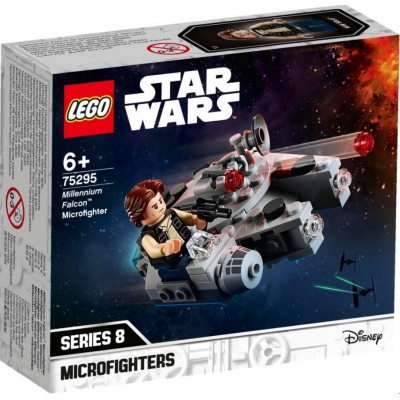 LEGO® Star Wars™ Millennium Falcon Microfighter 75295