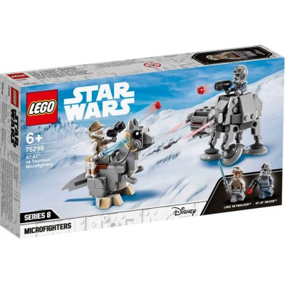 LEGO® Star Wars™ AT-AT™ vs. Tauntaun™ Microfighters 75298