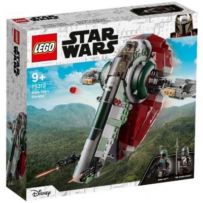 LEGO® Star Wars™ Boba Fett's Starship™ 75312