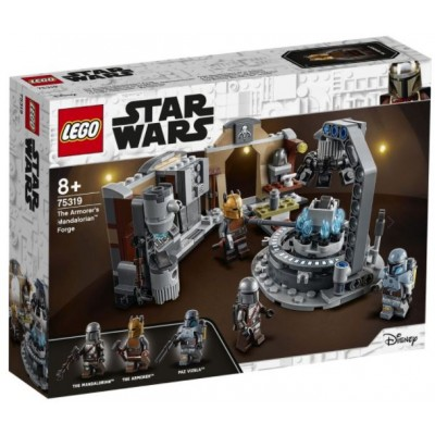 LEGO® Star Wars™ The Armorer's Mandalorian™ Forge 75319