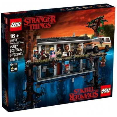 LEGO® Stranger Things The Upside Down 75810