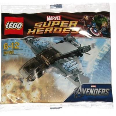 LEGO® Marvel Super Heroes™ Avengers Quinjet 30162